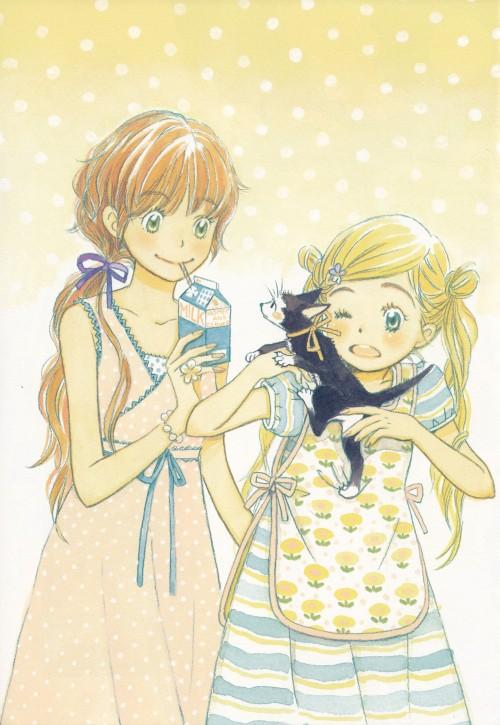 Chika Umino, Honey and Clover, Ayumi Yamada, Hagumi Hanamoto