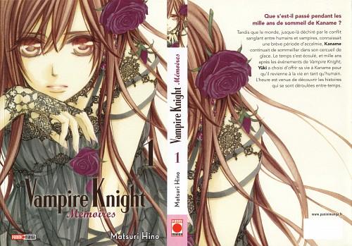 Matsuri Hino, Vampire Knight, Yuuki Cross, Manga Cover