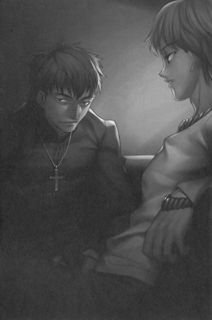 Ufotable, TYPE-MOON, Fate/Zero, Kirei Kotomine, Gilgamesh (Fate/stay night)
