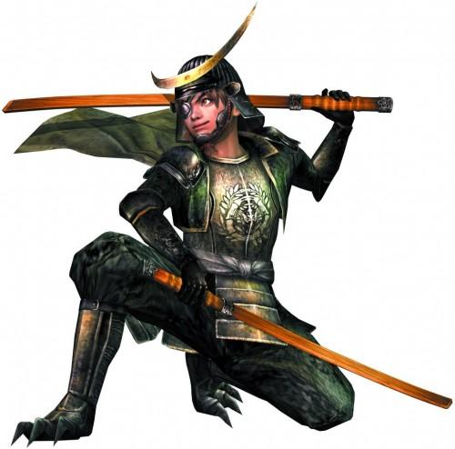 Koei, Sengoku Musou, Masamune Date (Sengoku Musou)