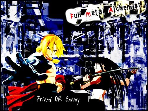 Hiromu Arakawa, BONES, Fullmetal Alchemist, Envy, Edward Elric Wallpaper