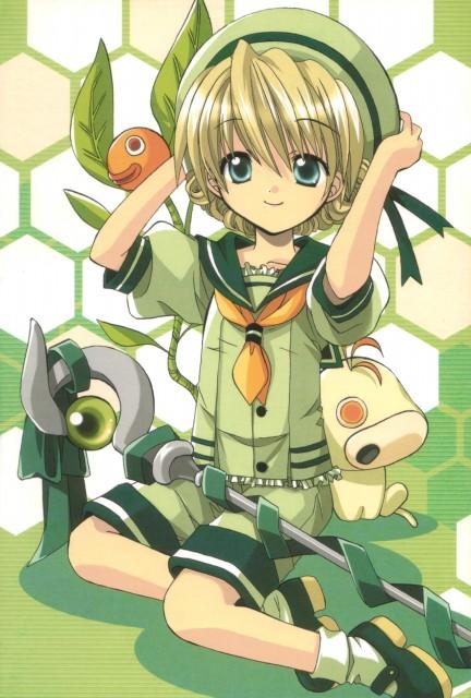 Rei Izumi, Bee Train, .hack//Legend of the Twilight, Hotaru (Legend of the Twilight), Grunty
