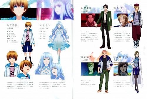 Kinema Citrus, NORN9, Setsu Takishima, Shirou Yuiga, Aion (NORN9)