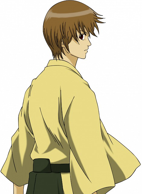Hideaki Sorachi, Sunrise (Studio), Gintama, Sougo Okita, Vector Art