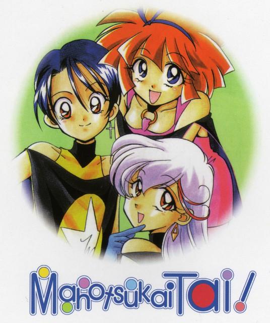 Shamneko, Madhouse, Mahou Tsukai Tai!