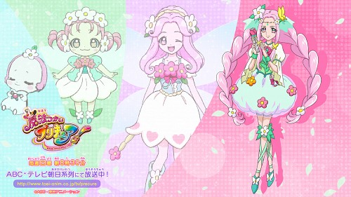 Toei Animation, Mahou Tsukai Precure!, Haa-chan, Cure Felice, Kotoha Hanami