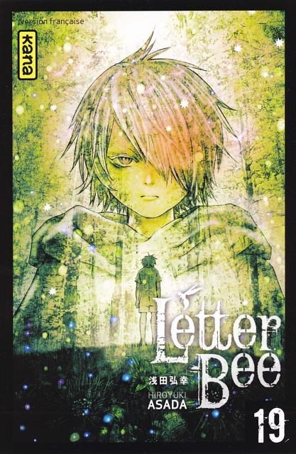 Hiroyuki Asada, Tegami Bachi, Lag Seeing, Manga Cover