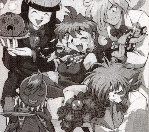 Tommy Ohtsuka, Rui Araizumi, J.C. Staff, Slayers, Zelgadis Greywords