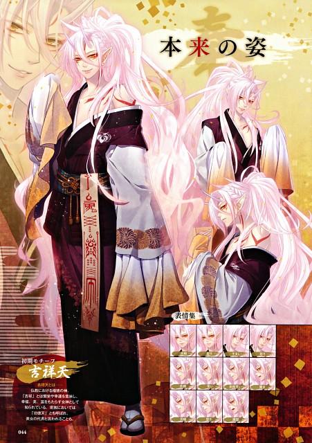 miko (Mangaka), Idea Factory, Toki no Kizuna Official Fan Book, Toki no Kizuna, Shin