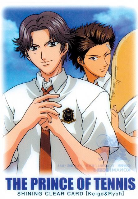 Takeshi Konomi, J.C. Staff, Prince of Tennis, Ryo Shishido, Keigo Atobe