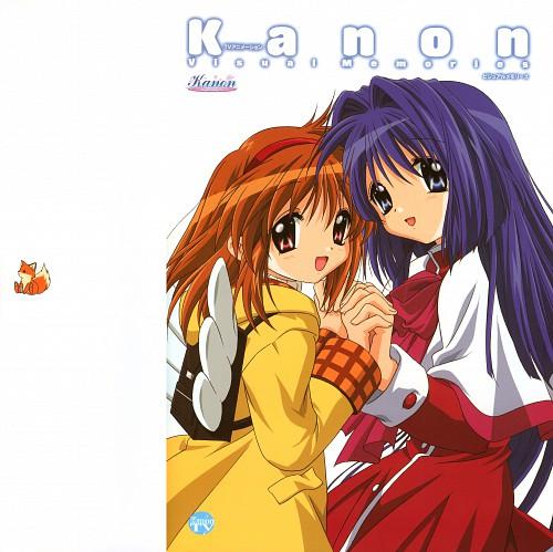Kazumi Ikeda, Key (Studio), Kyoto Animation, Kanon: Visual Memories, Kanon