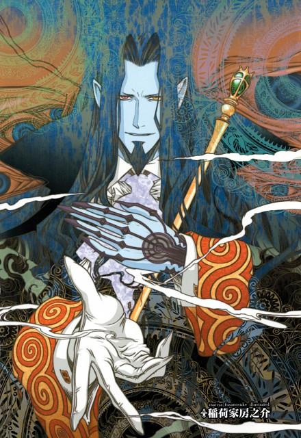 Fusanosuke Inariya, Gonzo, Gankutsuou, Edmond Dantes