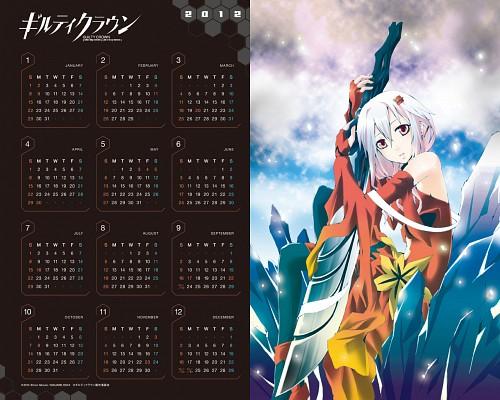 Shion Mizuki, Production I.G, GUILTY CROWN, Inori Yuzuriha, Calendar