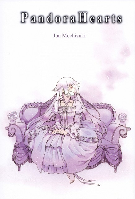 Jun Mochizuki, Xebec, Pandora Hearts, Will Of The Abyss
