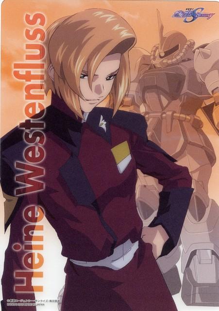 Hisashi Hirai, Sunrise (Studio), Mobile Suit Gundam SEED Destiny, Heine Westenfluss