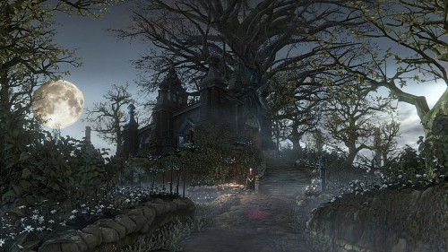 FromSoftware, Sony Computer Entertainment Inc, Bloodborne, Plain Doll, Game CG