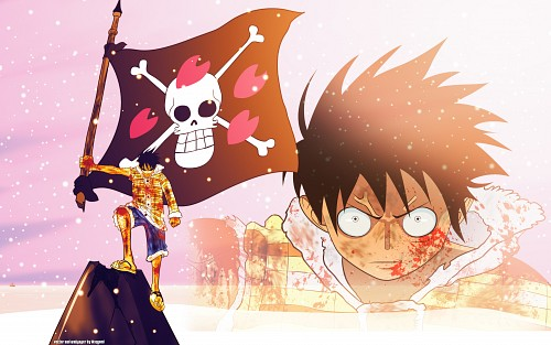 Eiichiro Oda, Toei Animation, One Piece, Monkey D. Luffy Wallpaper