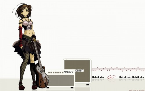 The Melancholy of Suzumiya Haruhi Wallpaper