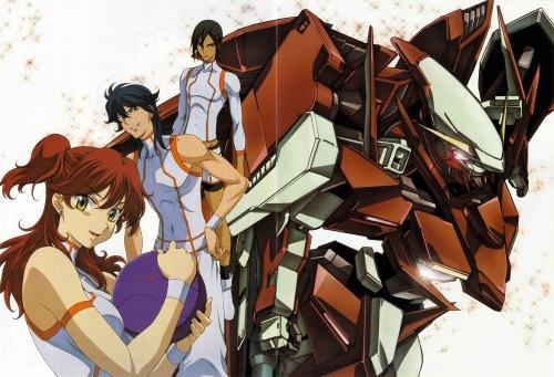 Mobile Suit Gundam 00, Nena Trinity, Johann Trinity, Michael Trinity