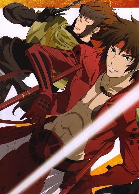 Makoto Tsuchibayashi, Production I.G, Capcom, Sengoku Basara, Sasuke Sarutobi