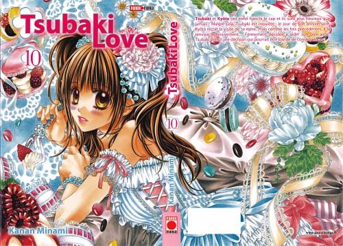 Kanan Minami, Kyou Koi wo Hajimemasu, Tsubaki Hibino, Manga Cover