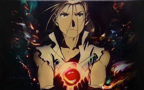 Hiromu Arakawa, BONES, Fullmetal Alchemist, Edward Elric, Father (FMA) Wallpaper