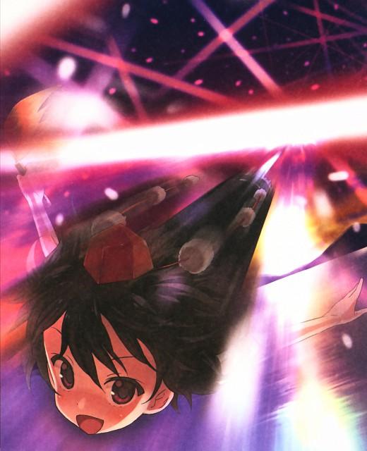 Takeshi Moriki, The Grimoire of Marisa, Touhou, Aya Shameimaru