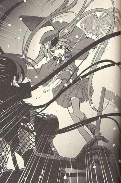 Ittomaru, Vocaloid, Miku Hatsune