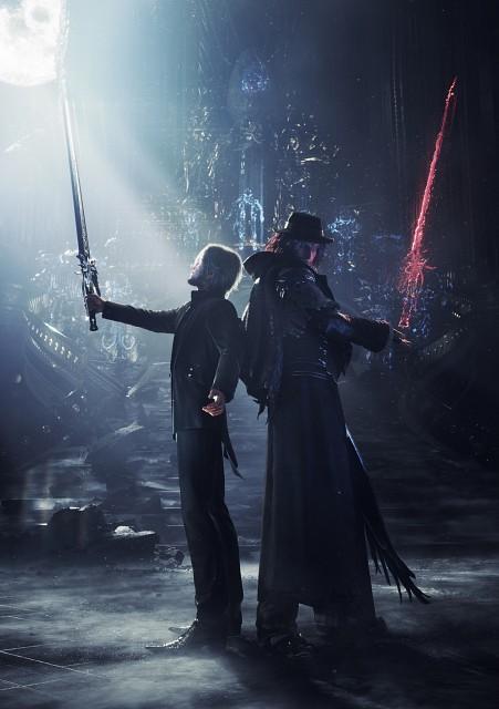Square Enix, Final Fantasy XV, Noctis Lucis Caelum, Ardyn Izunia