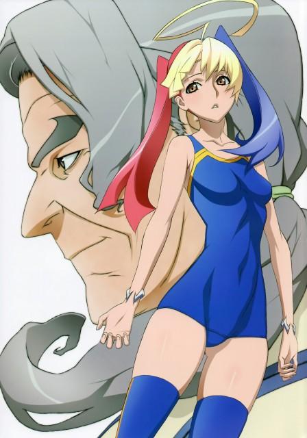 Witchblade, Maria (Witchblade), Tatsuoki Furumizu