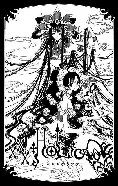 CLAMP, xxxHOLiC, Yuuko Ichihara, Himawari Kunogi
