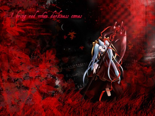 Noizi Ito, UNiSONSHIFT, Wasurenagusa ~Forget-me-Not~, Eario Wallpaper