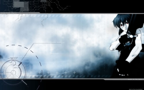 Ghost in the Shell, Motoko Kusanagi Wallpaper
