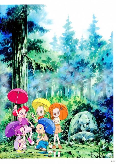 Toei Animation, Ojamajo DoReMi, Yoshihiko Umakoshi Toei Animation Works, Hazuki Fujiwara, Aiko Senoo