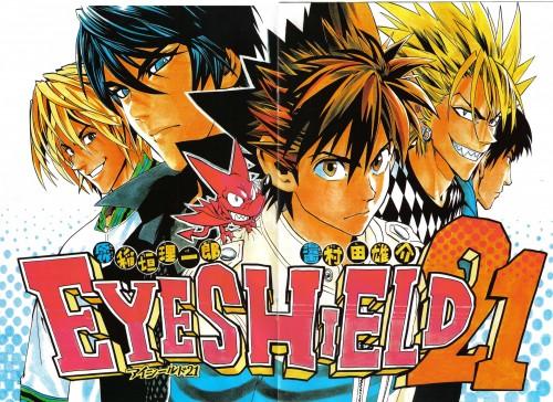 Yuusuke Murata, Studio Gallop, Eyeshield 21, Kengo Mizumachi, Shin Seijurou