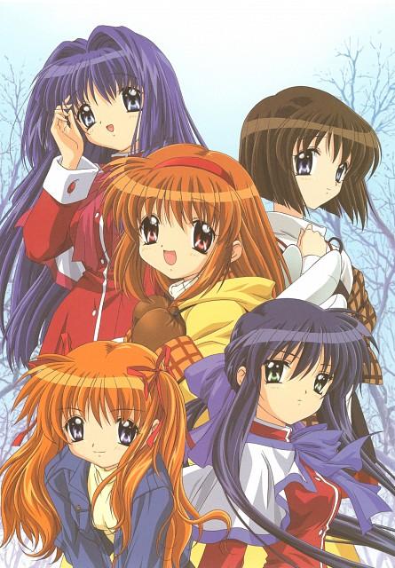 Hinoue Itaru, Kazumi Ikeda, Key (Studio), Kyoto Animation, Kanon: Visual Memories
