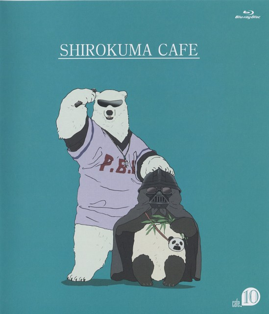 Aloha Higa, Studio Pierrot, Shirokuma Cafe, Shirokuma, Panda (Shirokuma Cafe)