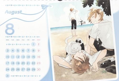Kiichi Hotta, J.C. Staff, Kimi to Boku, Kimi to Boku Calendar 2015, Yuuki Asaba