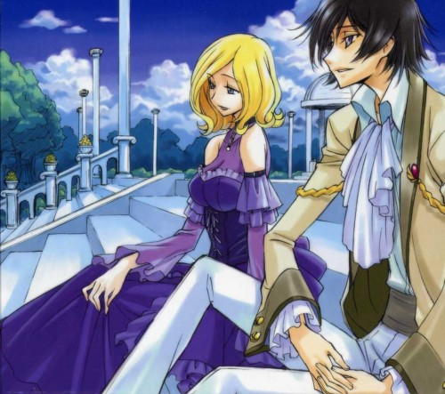 RICCA, Takahiro Kimura, Sunrise (Studio), Lelouch of the Rebellion, Milly Ashford