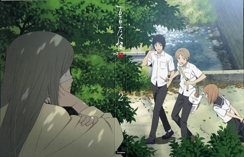 Yuki Midorikawa, Brains Base, Natsume Yuujinchou, Nyanko-sensei, Tooru Taki
