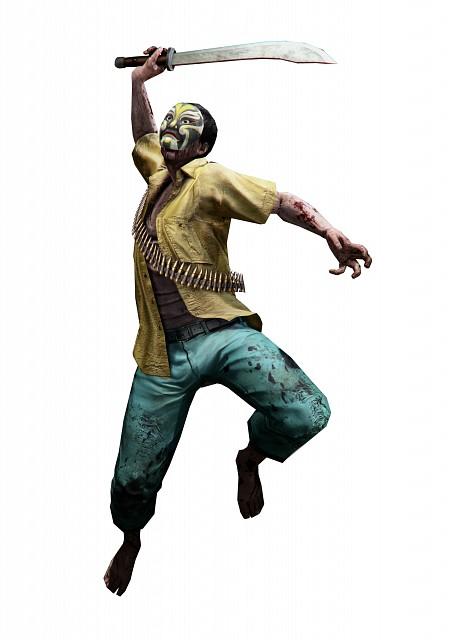 Capcom, Resident Evil 6, Official Digital Art