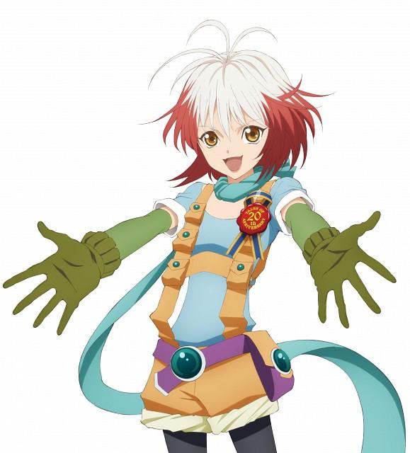 Mutsumi Inomata, Namco, Tales of Graces, Pascal, Official Digital Art