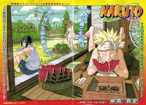 Masashi Kishimoto, Naruto, Naruto Uzumaki, Sakura Haruno, Kakashi Hatake