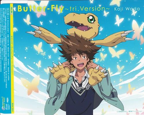 Atsuya Uki, Toei Animation, Digimon Adventure, Taichi Yagami
