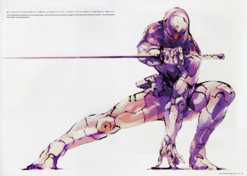 Konami, Metal Gear Solid, Grey Fox