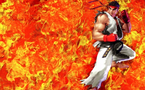 Street Fighter, Ryu Wallpaper