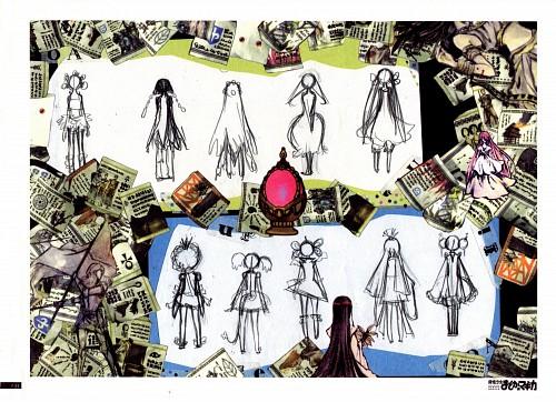 Shaft (Studio), Puella Magi Madoka Magica, Madoka Magica Production Notes: Inu Curry IMAGE NOT