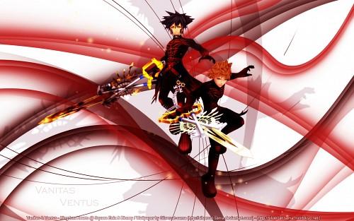 Square Enix, Kingdom Hearts, Ventus, Vanitas Wallpaper