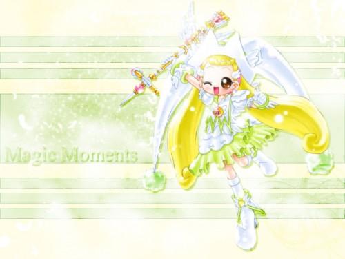 Toei Animation, Ojamajo DoReMi, Toto (Ojamajo DoReMi), Hana Makihatayama, Doujinshi Wallpaper