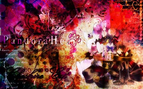 Jun Mochizuki, Xebec, Pandora Hearts, Cheshire Wallpaper